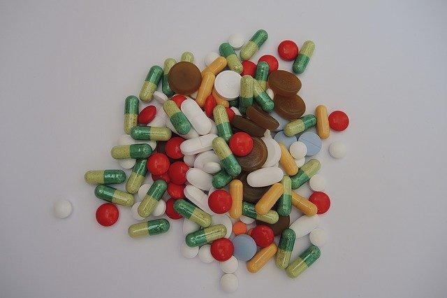 Surowce chemiczne w branży farmaceutycznej