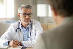 wizyta pacjenta z stulejką