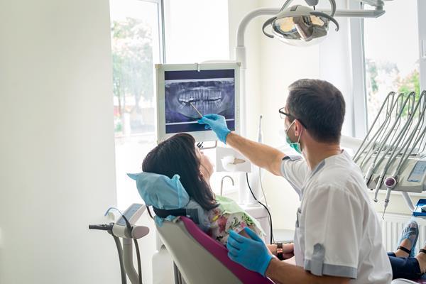Profesjonalny gabinet dentystyczny