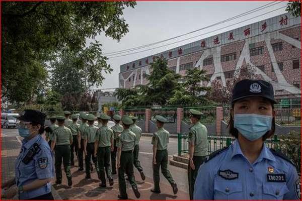 Koronawirus wraca do Chin. Najgorszy dzień od kwietnia